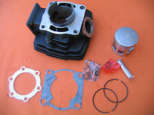 Cylinder Jug Barrel Kit 56mm Bore for YAMAHA DT125 Dirt Bike Piston Rings Gasket
