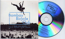 BOMBAY BICYCLE CLUB I Had The Blues...UK numbered 12-trk promo test CD card slv