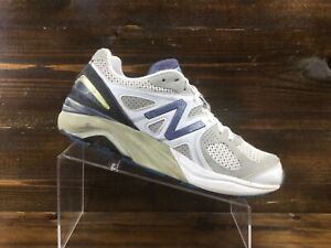 New Balance 1540 Mens Grey Running Walking Shoes Sneakers Mens Size 9D