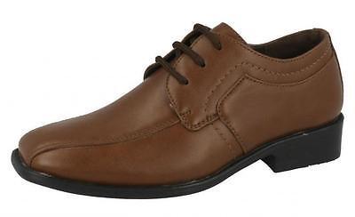 Chicos-JCDees formal-Zapatos de Cordones - - Negro o Marrón-N1109