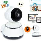 Wireless 720P Pan Tilt Home CCTV IP Camera