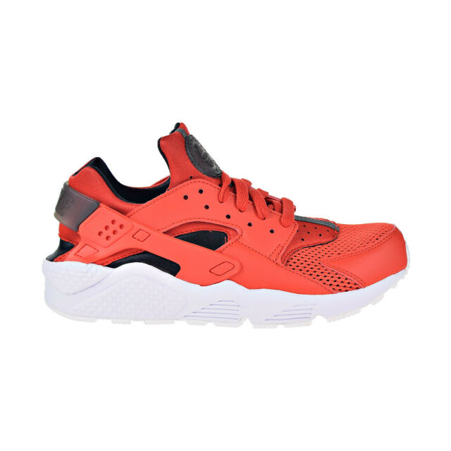 a245bbb366eb Nike Air Huarache Men s Running Shoes Habanero Red Black White 318429-609