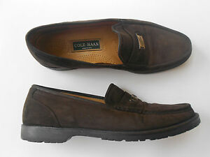 0ec65f89bc COLE HAAN LEATHER LOAFERS MEN SIZE US 11 EUR 44 NICE VINTAGE MADE IN ...