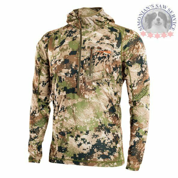 Sitka gear Core Lightweight Hoody  Sub Alpine or Open country 10051  convenient