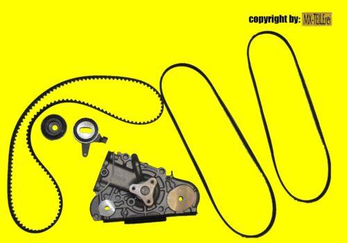 146ps-A//C Pompe à eau 1.8 BP 140ps Mazda mx-5 NA NB Courroies Incl