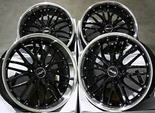 "18"" BP 190 ALLOY WHEELS FITS MERCEDES C E M S CLASS KLASS CLK CLC CLS SL SLK"