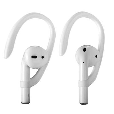 Airpods Ear Hooks Compatible With Apple Airpods 1 2 And Pro White New 2020 734126212732 Ebay
