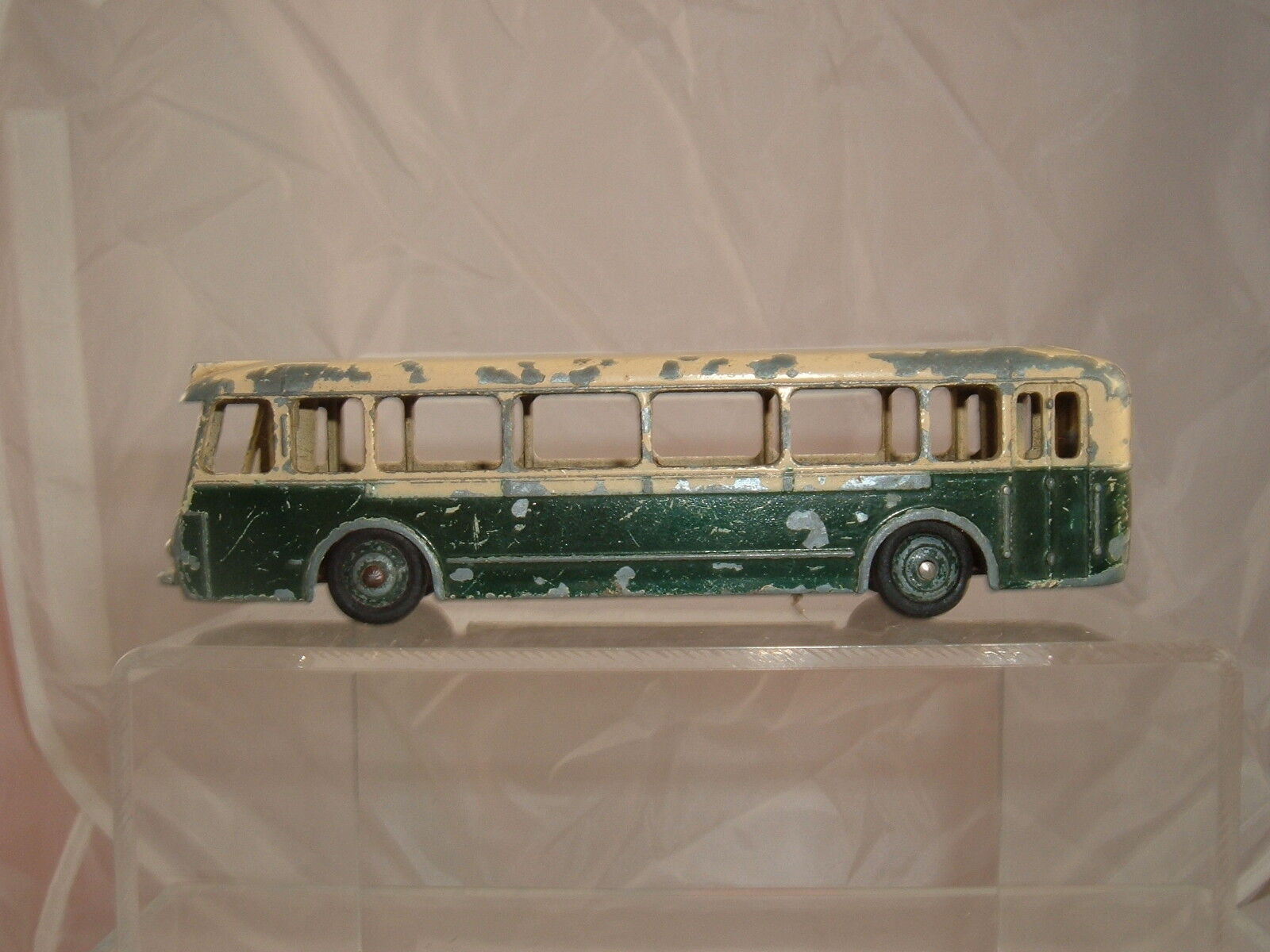 FRENCH DINKY TOY 29D AUTOBUS PARISIEN (SEE PHOTOS)