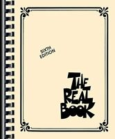 The Real Book: Sixth Edition By Hal Leonard Corporation, (plastic Comb), Hal Leo on sale