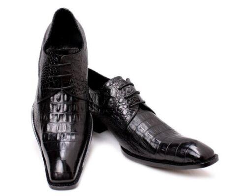 Toe Lacets Couleurs Taille Cuir Robe 5 Oxford 2 Mens En Chaussures 12 Fulinken R3q54cLSAj
