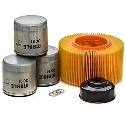 Mahle Oil Filter OC 91 BMW R 1100 GS 1995