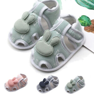 Infant-Newborn-Toddler-Baby-Girls-Boy-Prewalker-Rabbit-Cartoon-Single-Crib-Shoes