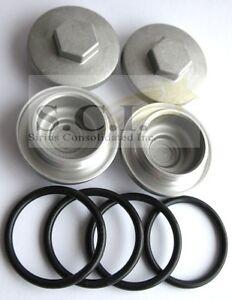 Honda CB750 Valve Tappet Inspection Caps Covers CB360 CB550 CT70 TRX400 CB500