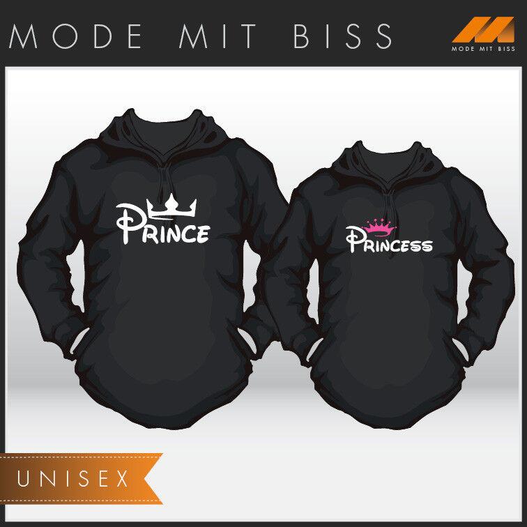 Partner Hoody Set Prince und und und Princess ddcfe1