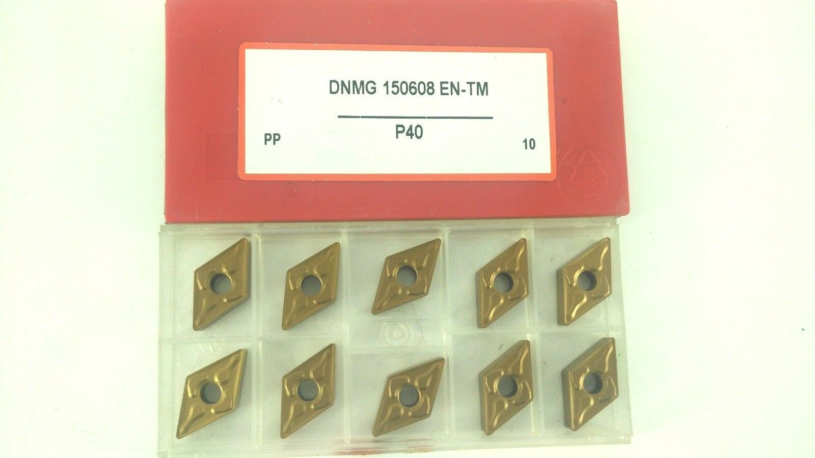 10P DNMG442-TF//DNMG150608-TF 2115 CNC Carbide insert For Stainless steel//steel