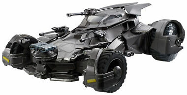 DC Movie DC Comics Multiverse Justice League Batmobile Vehicle