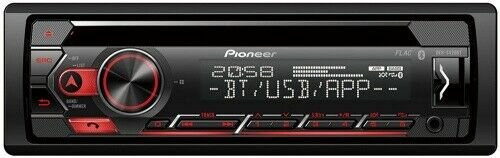 Android Pioneer DEH-S420BT 1-DIN Autoradio mit Bluetooth CD USB Spotify iPhone