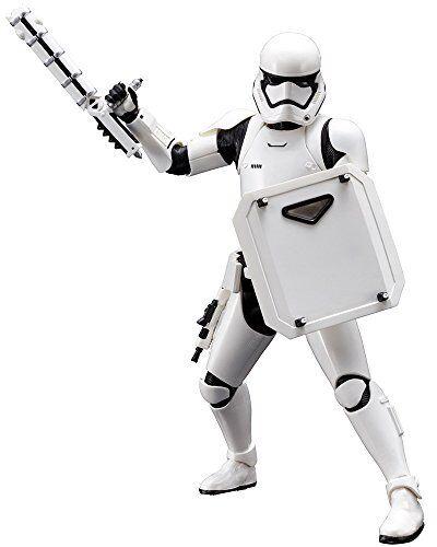 Model_kits Kotobukiya  SW124 ARTFX+First Order Storm Trooper FN-2199 Star Wars SB  prix bas discount
