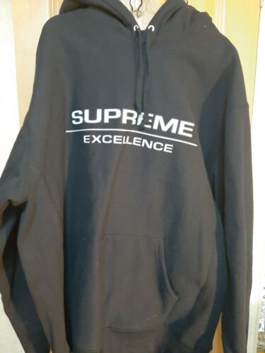 Authentic Supreme Hoodie - Supreme Excellence - Si