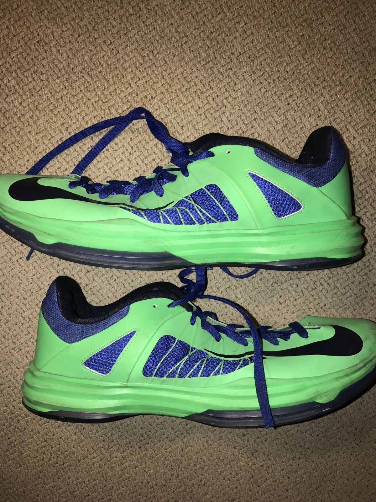6efd0f8914774 Men s Men s Men s NIKE Hyperdunk Low Top Basketball Shoes 554671-302 size  15 29b476
