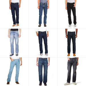 New-Levis-501-Jeans-Authentic-Button-Fly-Mens-Classic-Fit-Many-Colors-Sizes-Tags