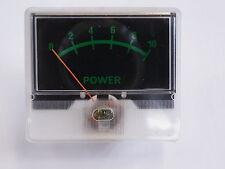 2x 2 pcs Panel Meter 200uA fsd Scaled 0-10 Power 56 x 50mm PM-ME-0m2