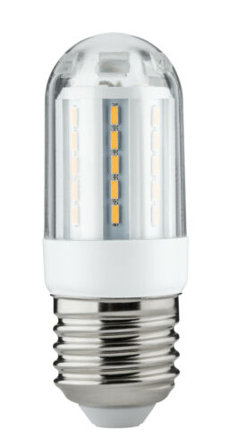 Paulmann LED Kolbenlampe 3,5W E27 230V Klar 2700K