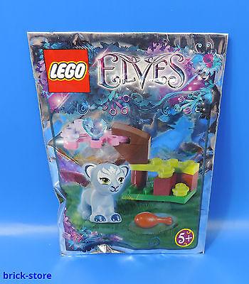 Di Carattere Dolce Lego ® Elves 241501/enki Della Dolcezza Panther/polybag-mostra Il Titolo Originale
