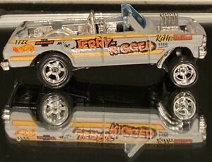 Hot-Wheels-64-Nova-Wagon-Gasser-Jerry-Rigged-Gray-Real-Riders-Custom-CHOPPED