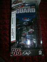 Nascar Winners Circle Limited Time Only 2 Car Set Dale Jr 88 National Guard