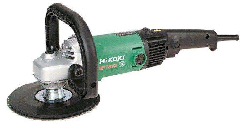 HiKOKI SP18VA Sander//Polisher 1250W 240V