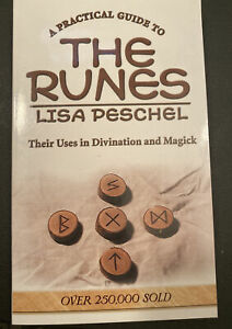 A-Practical-Guide-To-The-Runes-by-Lisa-Peschel-Paperback-Hoodoo-Wicca-Pagan