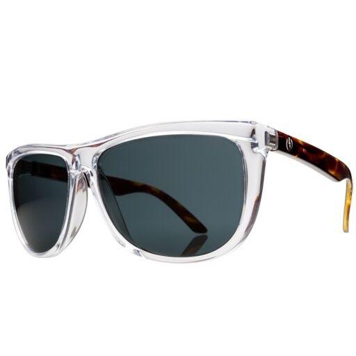 Electric Visual Tonette Tortoise Crystal / Grey Sunglasses