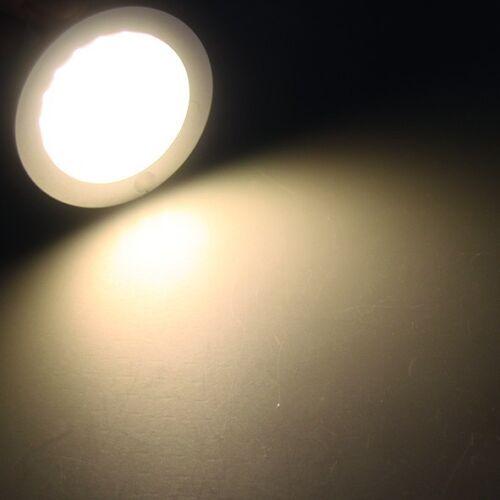 """3200K LED-Aufbauleuchte /""""ABL-R90/"""" warmweiß 3 Watt 12V=DC 270 Lumen"""
