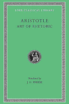 1 of 1 - Rhetoric: 22 (Loeb Classical Library), Aristotle, Good, Hardcover