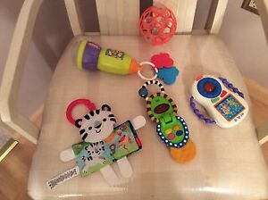 Infant-Baby-Toy-Lot