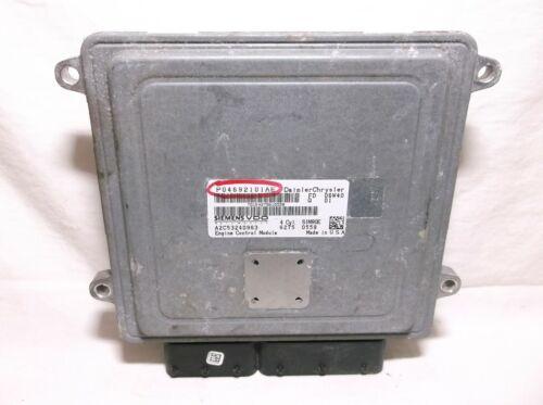 07-10 DODGE CALIBER//COMPASS//PATRIOT   //ENGINE CONTROL////COMPUTER//ECU.PCM.OEM