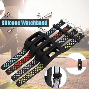 Replacement-Silicone-Watch-Band-WristBand-Strap-For-Garmin-Vivosmart-HR-Bracelet