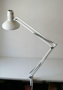 Lampe D Architecte A Fixer Au Bureau Annees 70 Vintage Design Ledu