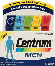 Centrum Men Tablets (30)