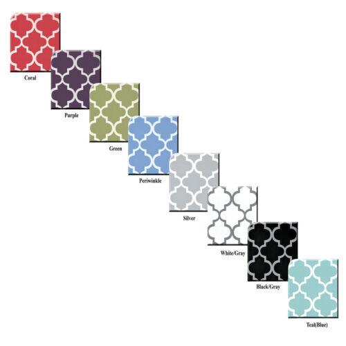 Meridian Room-Darkening Top Grommet Thermal Insulated Window Curtains 2 Panels