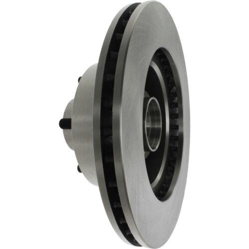 Disc Brake Rotor-C-TEK Standard Preferred Front Centric 121.63022