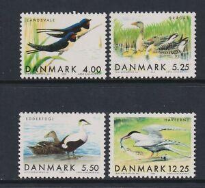 Dänemark - 1999, Migrating Vögel Set - MNH - Sg 1180/3