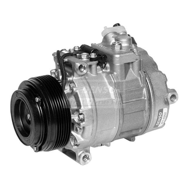 New BMW 750iL DENSO A//C Compressor and Clutch 471-1262 64526910461