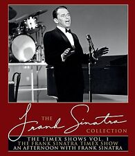 FRANK SINATRA COLLECTION Timex Shows Vol.1 DVD in Inglese NEW .cp