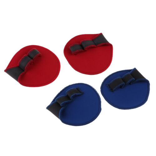 Gym Workout Gloves Neoprene Grip Pads Lifting Grips Pads Weightlifting