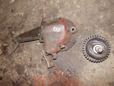 Farmall B Bn A Ih Tractor Original Engine Motor Governor Assembly With Cover Case
