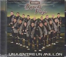 Banda Rancho Viejo CD NEW Una Entre Un Millon ALBUM Con 12 Exitos SEALED