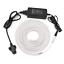 ATOM-LED-Neon-Flex-12V-Cool-White-Rope-Light-IP65-Waterproof-Flexible-Full-Kit thumbnail 3