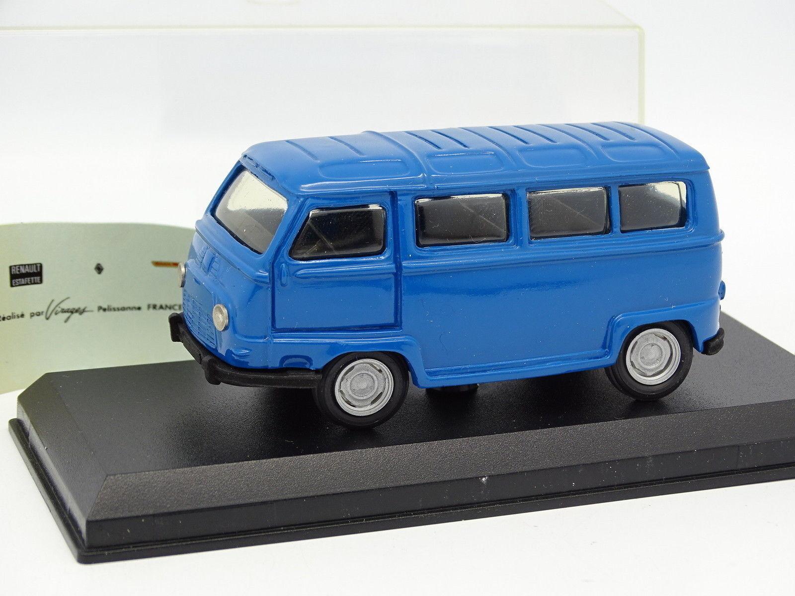 Duvi Resina 1 1 1 43 - Renault Estafette Esmaltado blue bf8b5e